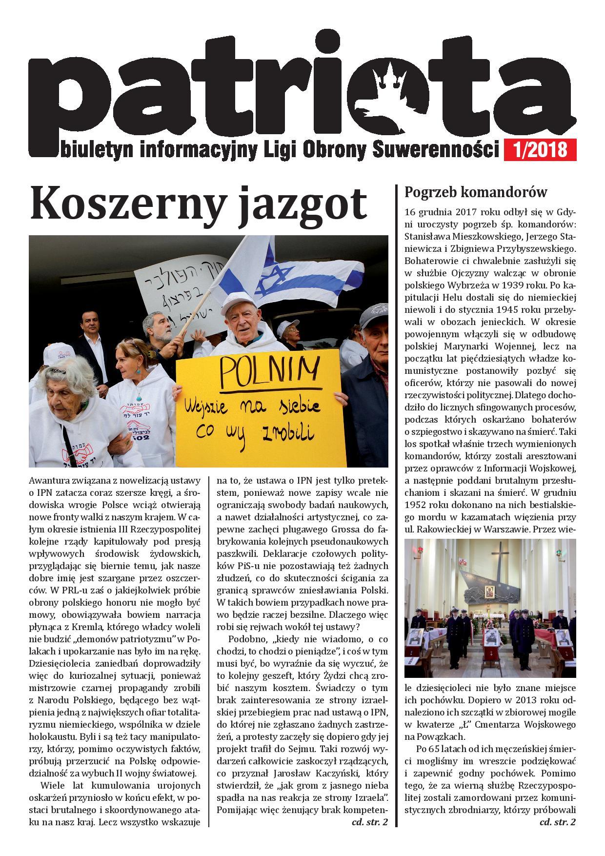 Patriota - biuletyn 2018-01-page-001