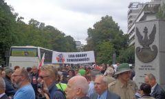 Manifestacja Kresowian