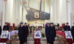 Uroczysty pogrzeb Komandorów w Gdyni 16 grudnia 2017